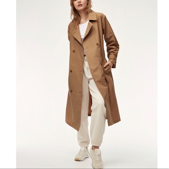 ♥️ Community Classic Relaxed Trench ♥️ NWT